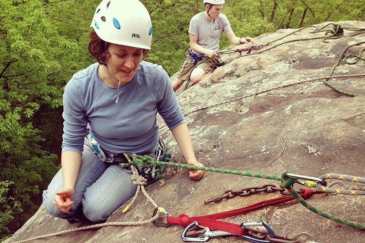 Experienced Climbers 1