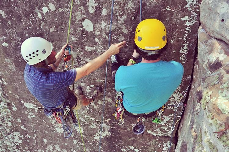 Experienced Climbers 2