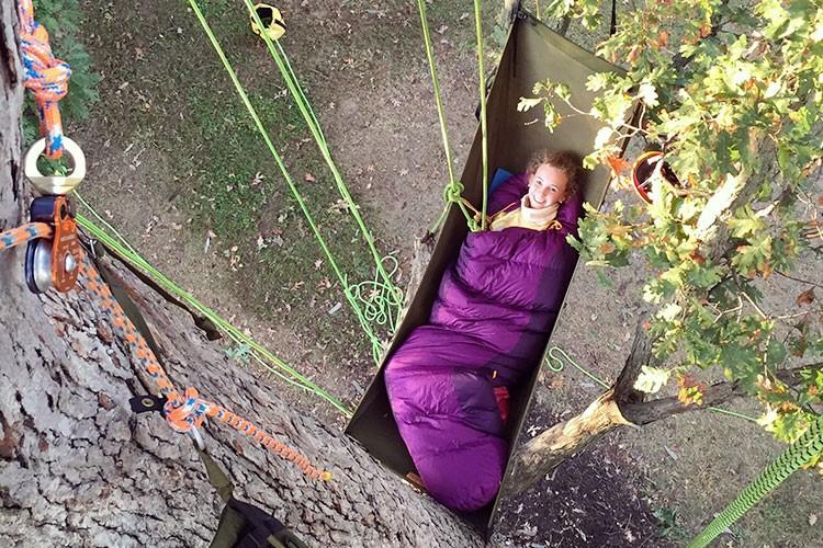Canopy Campout 1